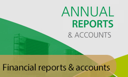 Financial reports & accounts